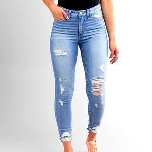 BKE Parker Stretch Ankle Jeans 30/27